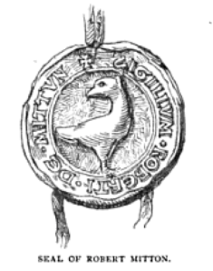 Robert Mitton Seal